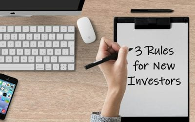 3 Rules for New Investors